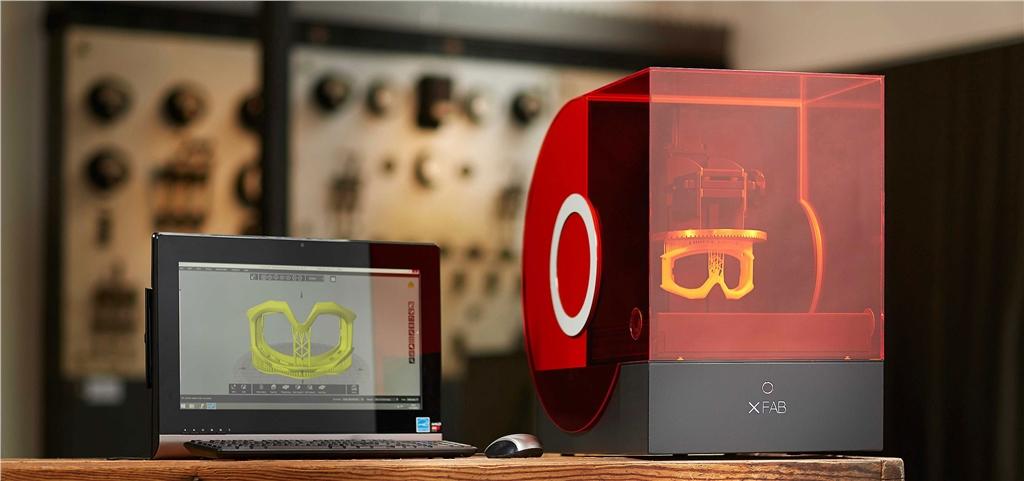 DWS XFAB 操作, 3D Printer, 光固化, 3D印表機, 3D列印機, SLA, DLP