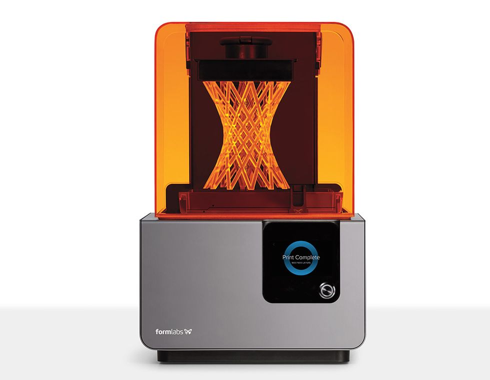 Formlabs SLA 3D列印機 Form 2 台灣 銷售 3DMART 開箱文章