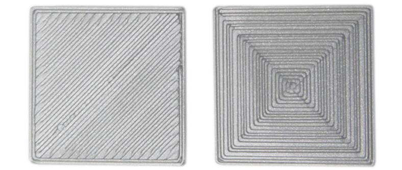 Ultimaker 3D印表機 Cura 切片軟體 中文教學 底層圖案樣式 頂層圖案樣式