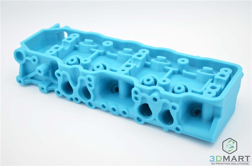 Ultimaker 3D列印機 Esun PLA+材料 淡藍色 Light blue