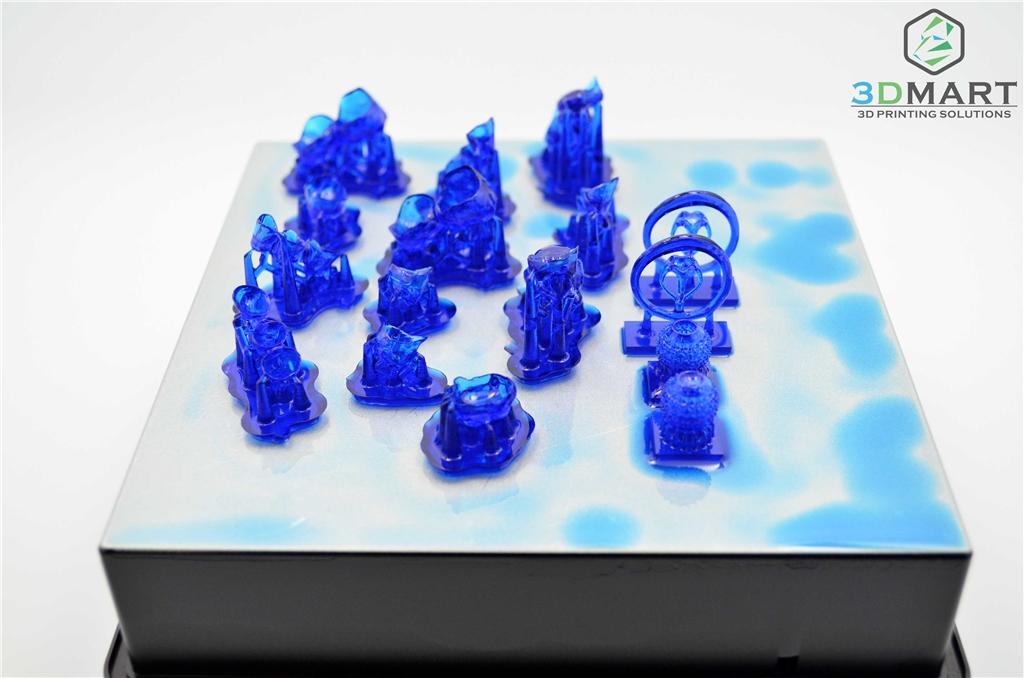 Formlabs Form2 SLA 光固化 3D列印機 Castable 鑄造樹脂 3DMART