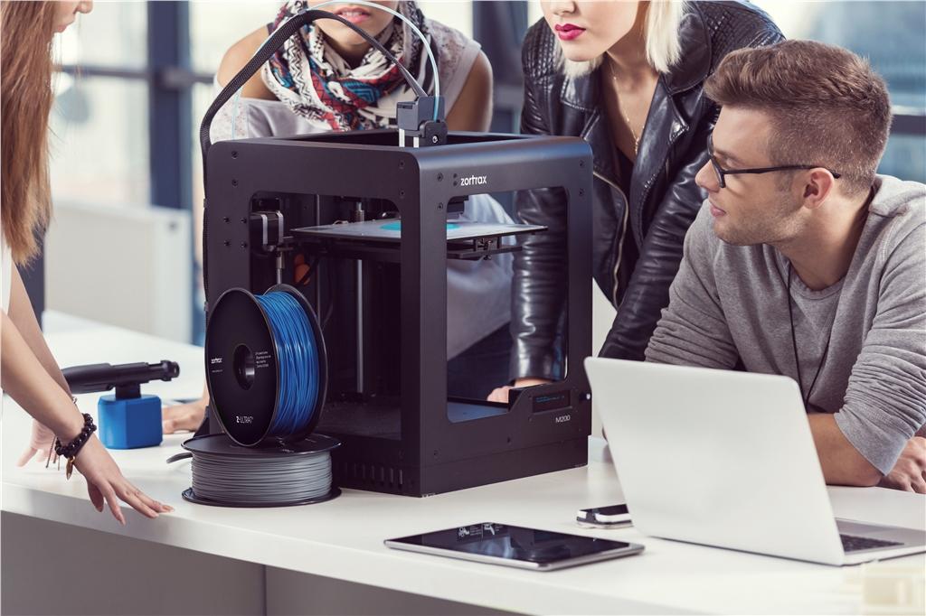 Zortrax M200 精準又輕鬆的3D印表機 台灣官方代理 3DMART