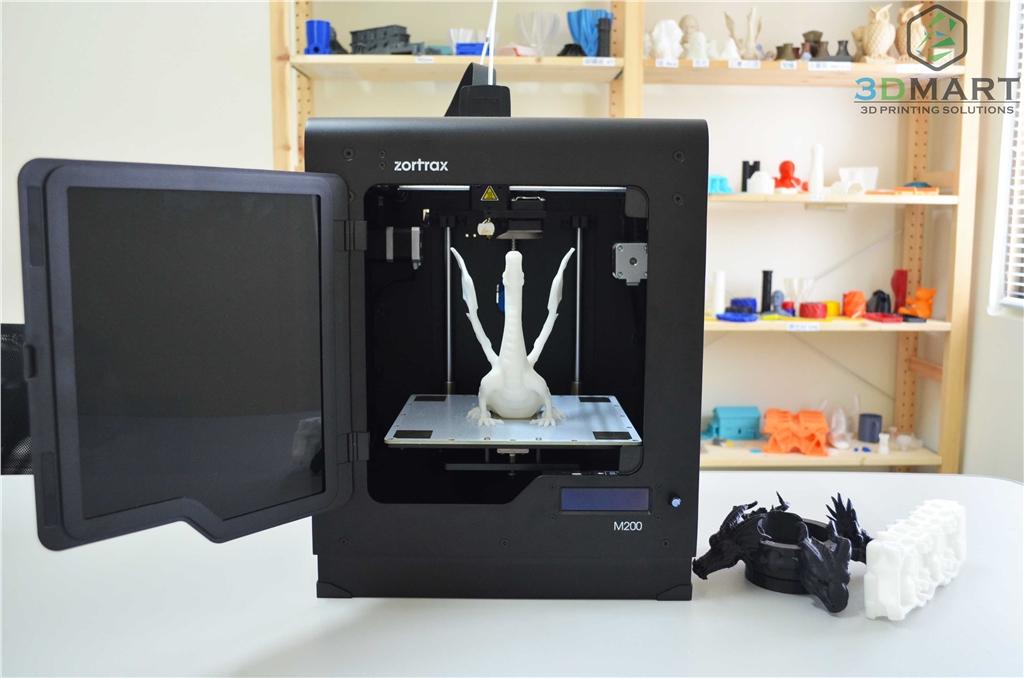 Zortrax M200 3D列印機