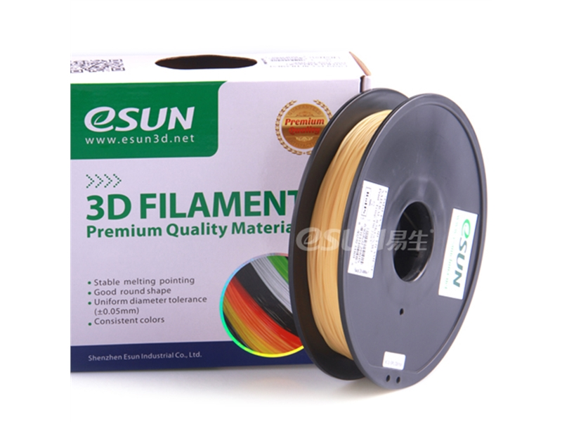 Esun (易生) - PVA Water soluble 水溶性3D打印材料  - Box and spool