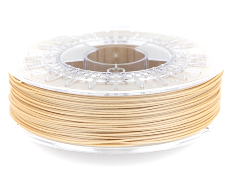 特殊3D列印仿木材料 ColorFabb - WoodFill Fine 精緻仿木 - Spool