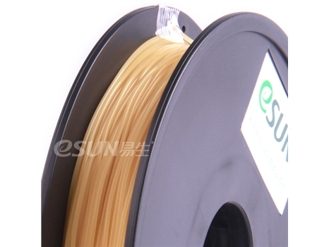 Esun (易生) - PVA Water soluble 水溶性3D打印材料 - Spool zoomed in