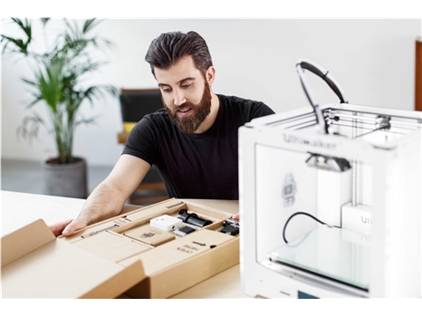 Ultimaker 2 extrusion upgrade kit - Unpacking
