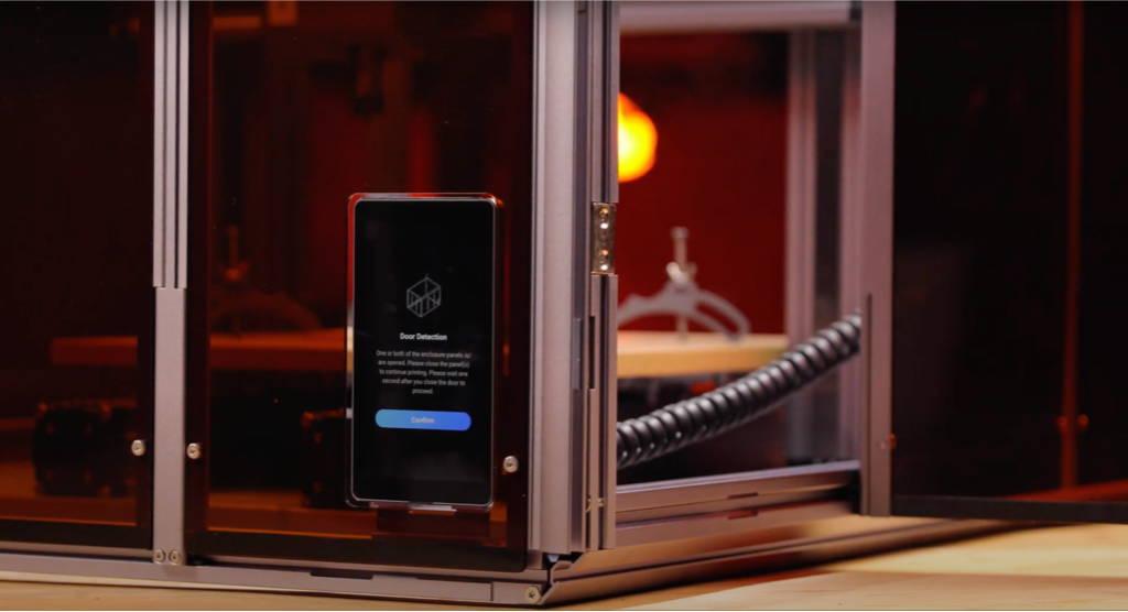 Snapmaker 2.0 A350 Enclosure Door Detection