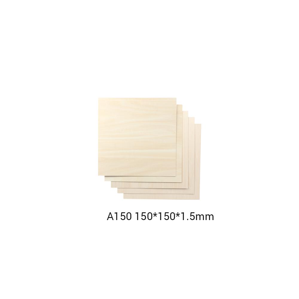 Snapmaker Basswood Sheet - A150