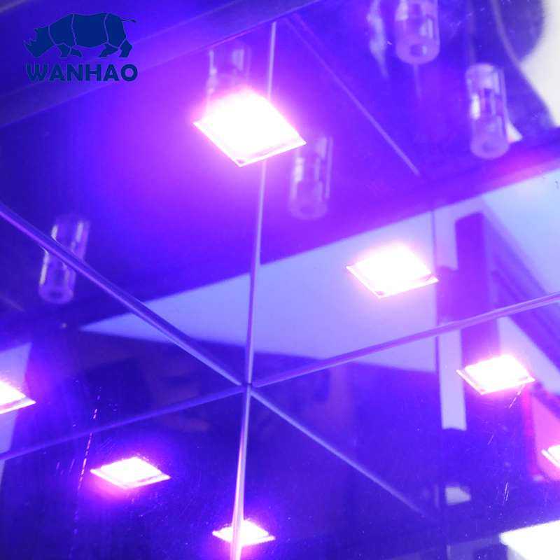 WANHAO Boxman-1 UV Curing Chamber Light