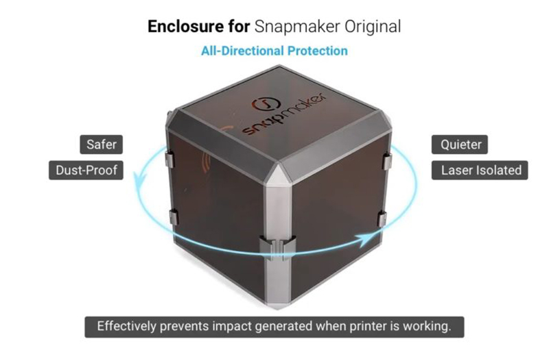 Snapmaker Original Enclosure Features
