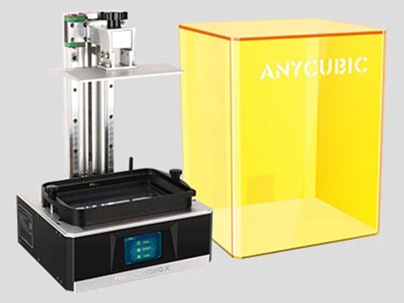 Anycubic Photon Mono X SLA 3D Printer Safety