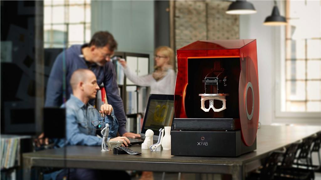DWS XFAB, 3D Printer, 光固化, 3D印表機, 3D列印機, SLA, DLP