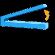 formlabs form2 preform切片軟體教學 無支撐最小懸角