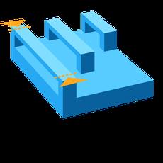 formlabs form2 preform切片軟體教學 最大水平跨橋