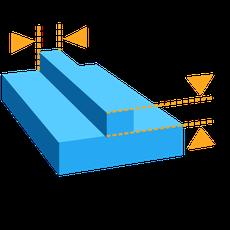 formlabs form2 preform切片軟體教學 最小浮雕凸度