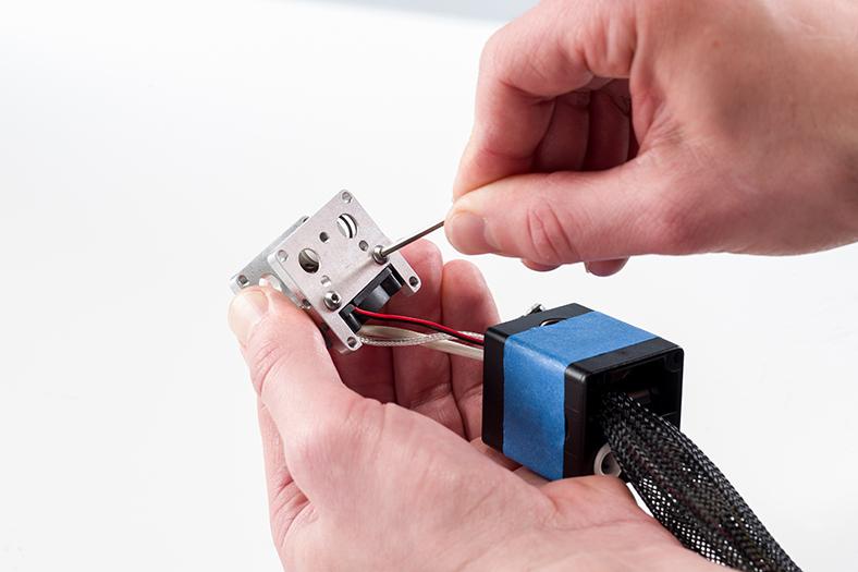 Ultimaker 3D印表機 拆解教學