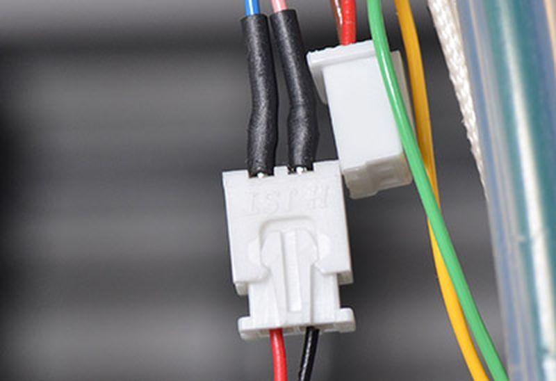 線材斷裂, 線材磨損, fan check, ultimaker風扇電線