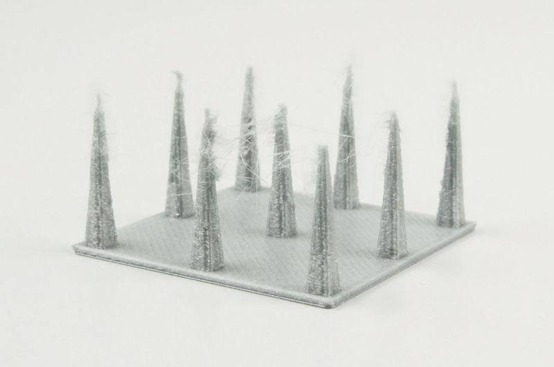 3D列印機抽絲, Stringing temperature, 解決抽絲