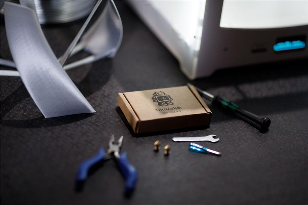 Ultimaker 2+ 高精細度 桌上型 3D印表機 olsson block 台灣官方代理 3DMART