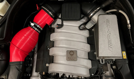 Ultimaker ABS 3D Printing Sample Car Parts