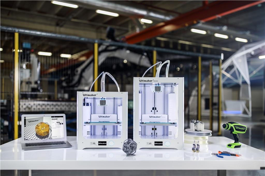 Ultimaker 3 高精細度 雙噴頭 3D印表機 台灣官方代理 3DMART