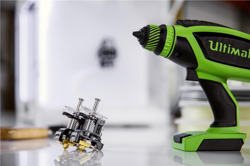Ultimaker 3 高精細度 雙噴頭 3D印表機 列印噴頭 台灣官方代理 3DMART