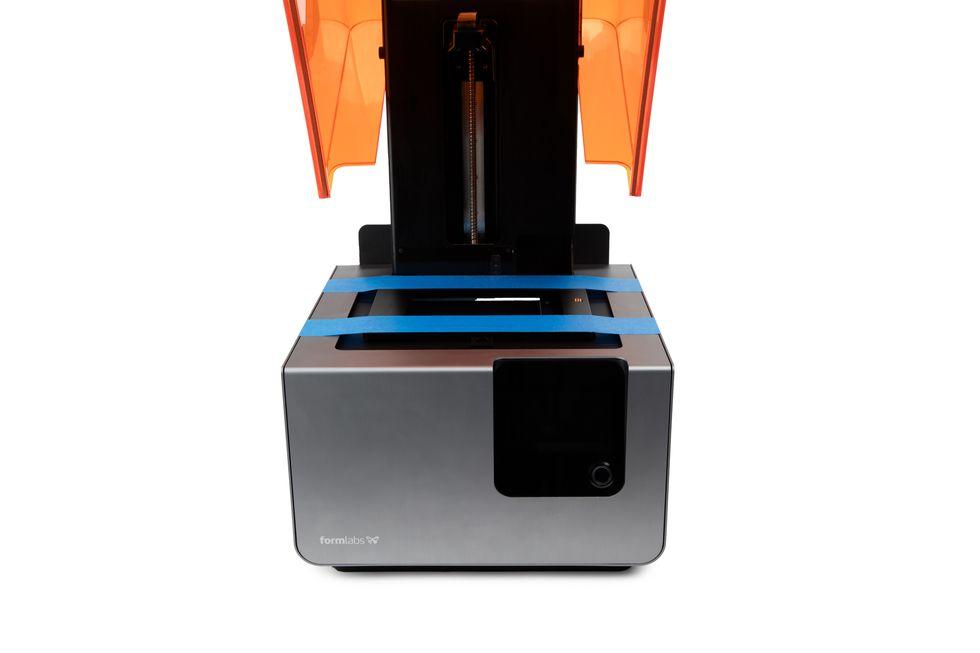 Form2 SLA 3D列印機 固定樹脂槽底座