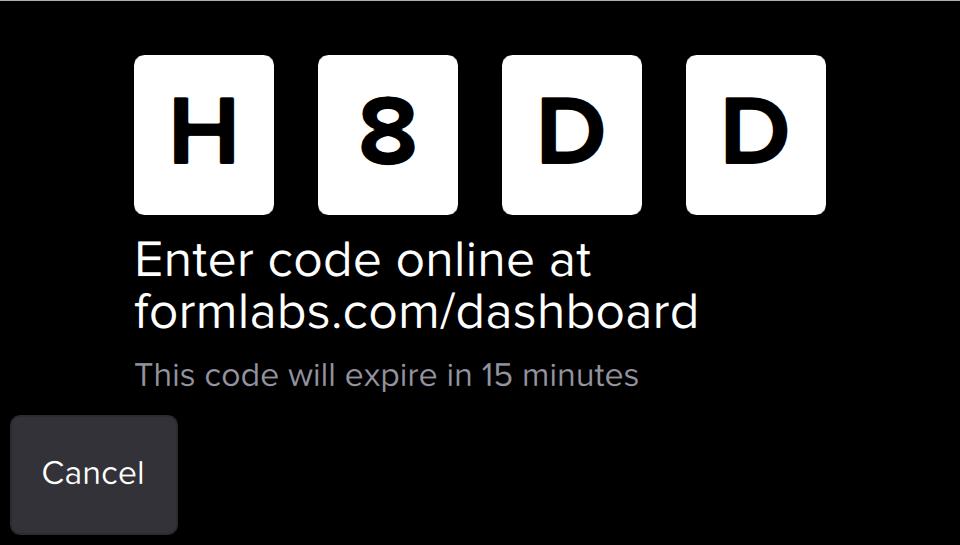 Formlabs - Form2 SLA 光固化3D列印機 3DMART 註冊碼