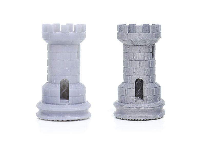 formlabs form2 preform切片軟體教學 層厚設定 層厚與列印品質