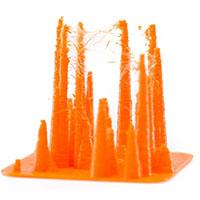 Stringing, 3D列印減少抽絲