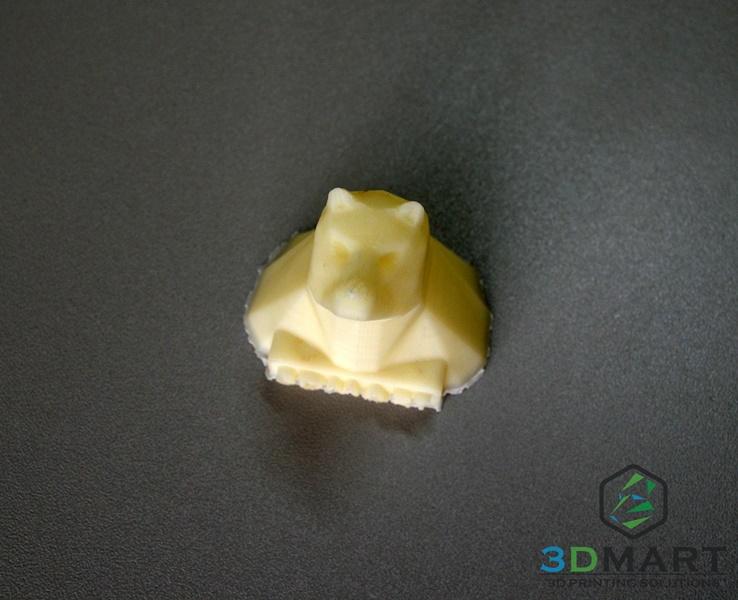 Ultimaker 3D列印 Cura切片軟體 brim3